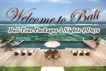 Bali Tour Package 3 nights 4 days