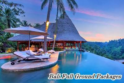 Bali Full Ground Packages