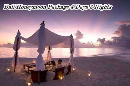 Honeymoon Packages 4 days