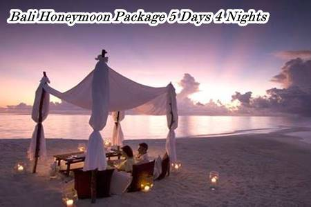 Honeymoon Packages 5 days